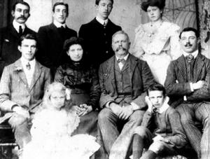 Georgia Hunter Family pic