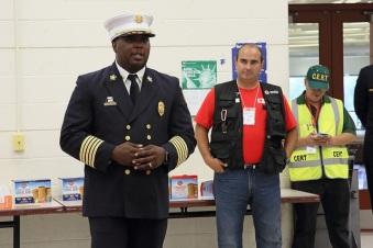 Hartford Fire Chief