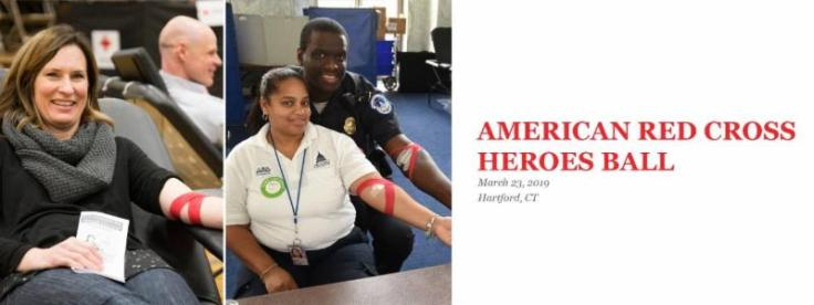 Heroes in Action: Cigna, American Red Cross Blood Drive